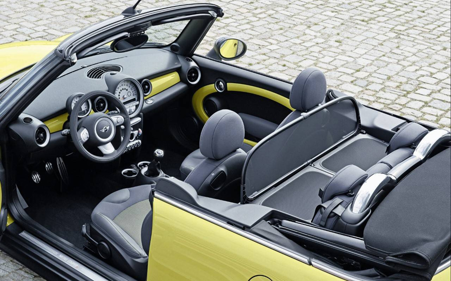 mini cooper cabriolet 2009 tarif d butant 22 500 euros environ nouveaux mod les sur. Black Bedroom Furniture Sets. Home Design Ideas