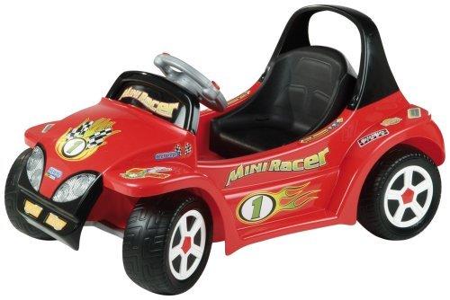 Amateurs de bonnes sensations! (Vidéo) Comment obtenir des sensations de vitesse avec une mini voiture électrique