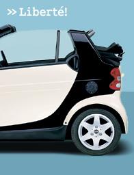 L'état Français envisage d'acquérir des autos Smart Objectif : réduire de 20% le coût de son parc automobile
