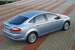Ford Mondeo berline 2.5T Titanium blue pack carrosserie En net progrès