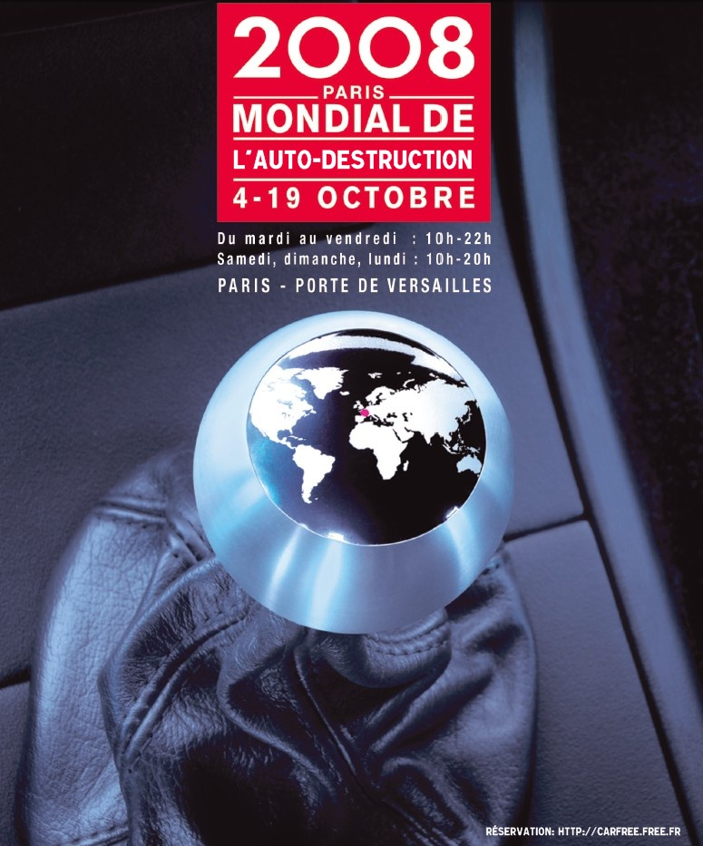 Tout ce qu'il faut voir au Mondial de l'Auto 2008, le Salon de l'Auto à Paris. Les protos, les véhic...