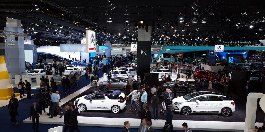 Le Mondial de l'Automobile 2014 se tiendra à Paris expo Porte de Versailles du 4 au 19 octobre 2014 ...