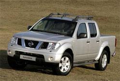 Nissan Navara 2.5 dCi LE Double Cab bvm6 Véhicule utilitaire de l'Année
