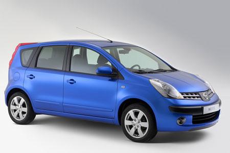 Nissan Note 1.4e Acenta - 88 cv Il se démarque de la concurrence