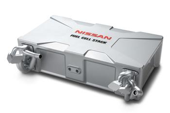 Nissan - Piles à combustible  Tests en conditions extrêmes