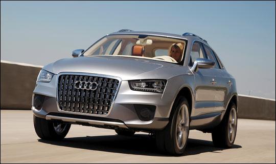 Les tarifs de l'Audi Q3 sont déjà disponibles et ce, avant même que les présentations à la presse n'...