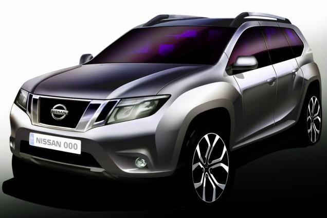 C'est désormais officiel, Nissan relance son tout-terrain Terrano conforme au crossover Duster. Niss...
