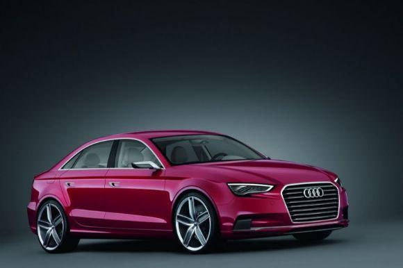 Après la présentation de l'Audi A4 nouvelle version, Audi prépare celle de l'A3 qu'elle avait dévoil...