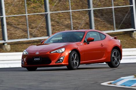 C'est sur le circuit du Fuji Speedway que Toyota a choisi de dévoiler aux yeux du monde entier sa To...