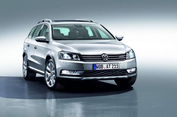 La nouvelle Volkswagen Passat Alltrack !