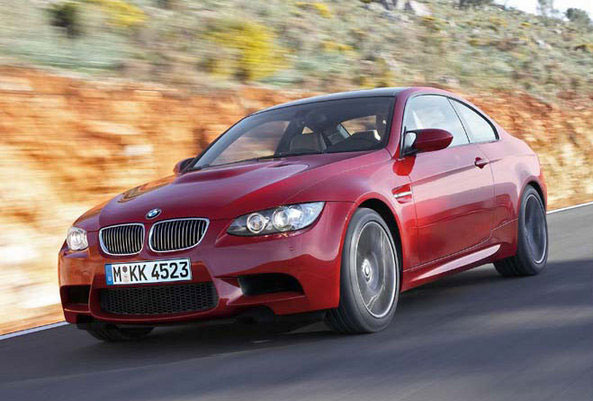 Nouvelle BMW M3 0 à 100 obtenu en 4,8 s