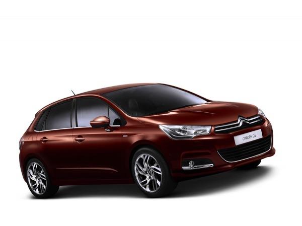La nouvelle C4, dévoilée par Citroën.