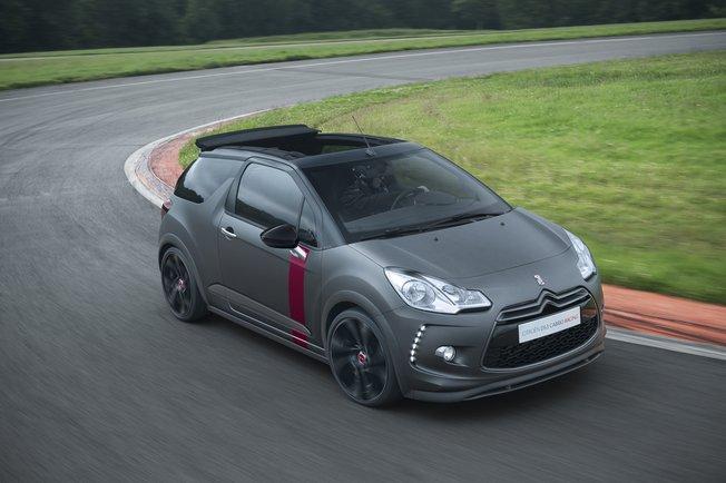 La Citroën DS3 Cabrio Racing confirmée pour le 2 Janvier !
