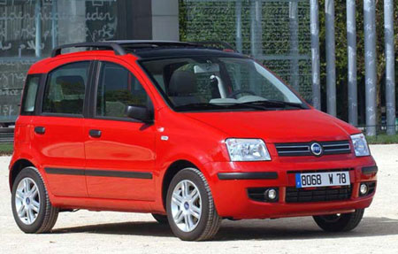 500.000 Fiat Panda vendues