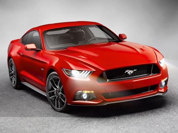 La nouvelle Ford Mustang sera révélée à quelques heures d'intervalle aujourd'hui en Chine, Australie...
