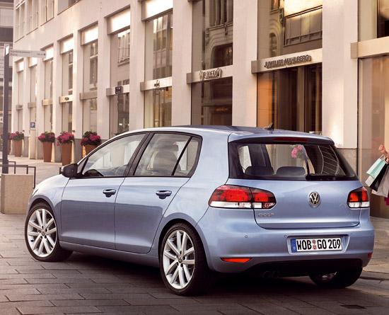 Nouvelle Volkswagen Golf 6 Commercialisée à la fin de cette année