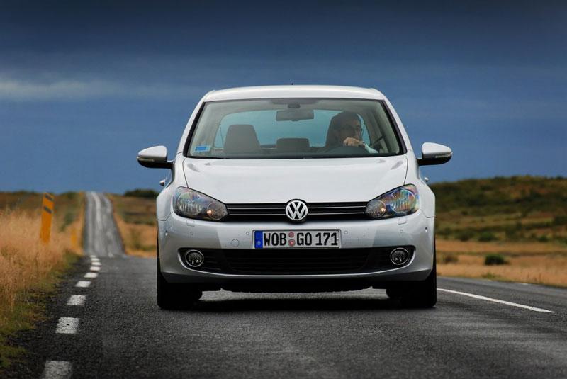 Volkswagen nouvelle Golf 6 2.0 TDI DSG  Photogénique, mais néanmoins banale