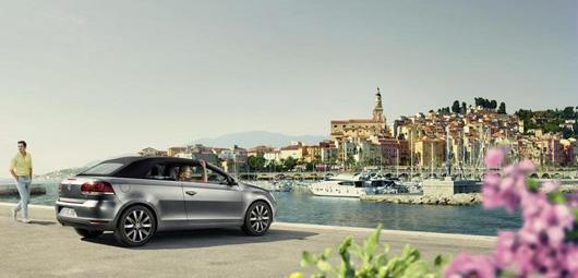 L'hommage de Volkswagen à Karmann !
