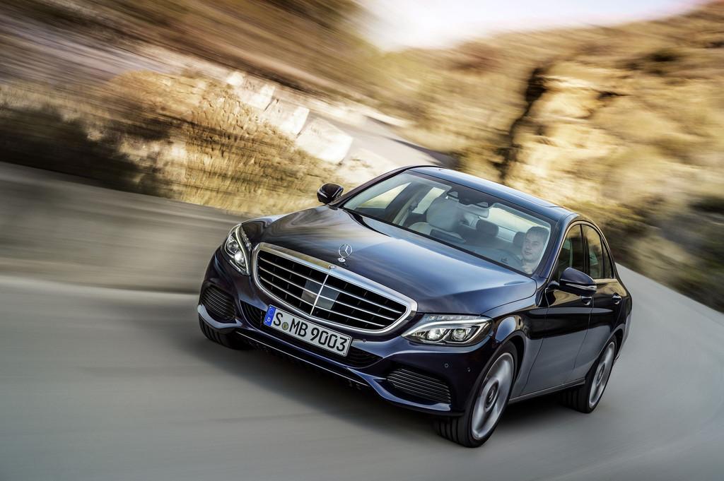 Présentation officielle de la Nouvelle Mercedes Classe C 2014  (Vidéo)