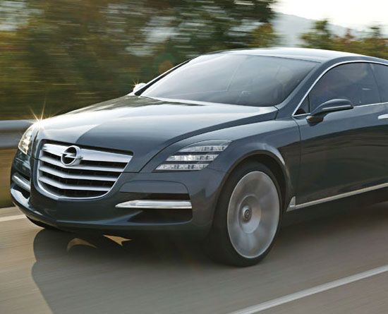 L'Opel Insignia mise sur la rupture de style pour succéder à la Vectra. Avec beaucoup de réussite à ...