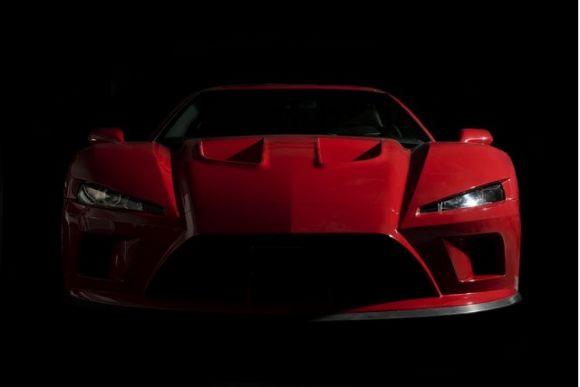 Le Falcon : nouvelle voiture de sport américaine Nouvelle supercar du constructeur  Mach7 Motorsport