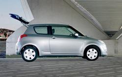 Nouvelles Suzuki Swift  Swift & Swift 4x4