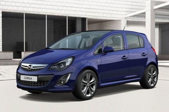 S'agit-il du nouveau modèle Opel Corsa 2011. Des photos circulent sur Internet- Nouveaux modèles ...
