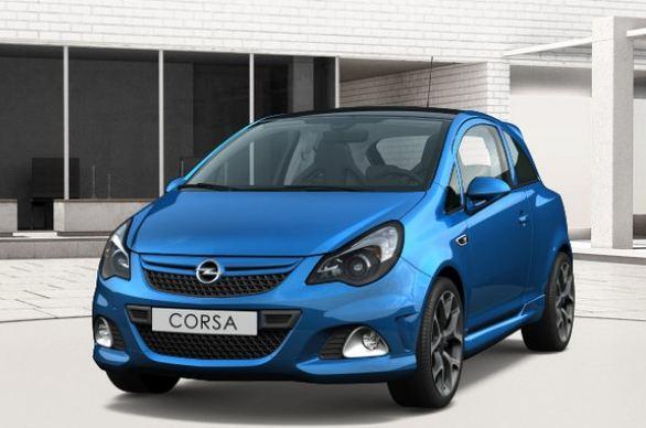 S'agit-il du nouveau modèle Opel Corsa 2011 Des photos circulent sur Internet