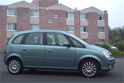 Opel Meriva 1.3 CDTI Cosmo - 75cv  Durée de vie utile de deux cent cinquante mille bornes