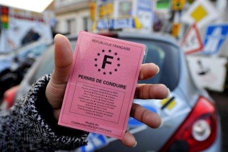 Le nouveau permis de conduire arrivera en septembre 2013