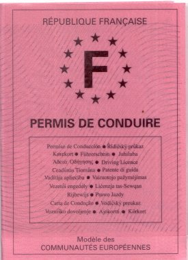 Depuis le 1er juillet 1992, toute personne d�tentrice d'un permis de conduire dispose d'un total de ...