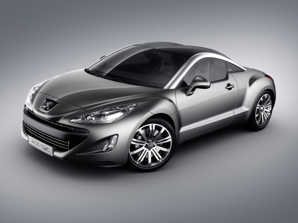 """Peugeot vient de lancer sur le marché son coupé RCZ, un coupé """"hors gamme"""" qui se veut le ..."""