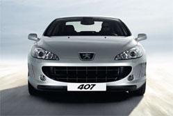 Peugeot 407 Coupé 2.7 HDi V6 - 204cv Conçu en collaboration avec le groupe Ford