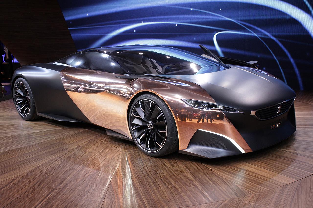 Le Festival Automobile International : les concept-cars en exposition