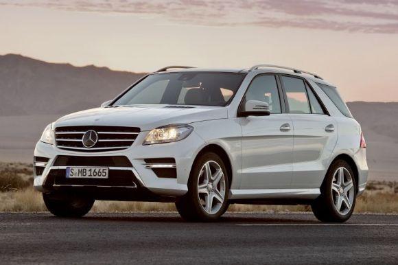 Mercedes nous dévoile son nouveau modèle troisième génération : le SUV ML