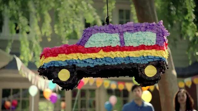 Après Star Wars, Volkswagen nous a concocté une publicité sur le thème de la piñata pour promouvoir ...