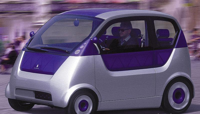 Pininfarina et Bolloré vont produire des voitures électriques La Metrocubo