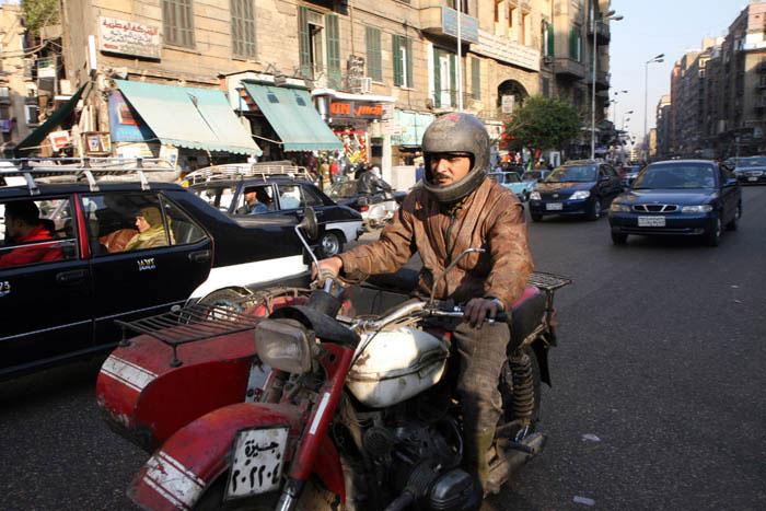 Pollution au Caire Un nuage de pollution menace la ville