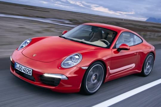911 type 991 : le mythe de la Porsche (vidéo)