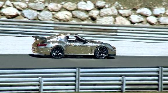 Contre toute attente, voici la nouvelle Porsche. Mais un peu plus différente en revanche...