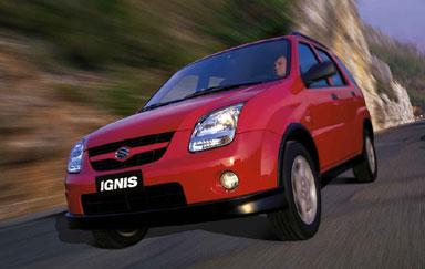 Suzuki Ignis 1.3 DDIS GLX Plus courte de 4cm que la Renault Clio la Suzuki Ignis 1.3 DDIS GLX est t...