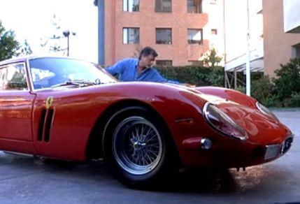 Comment prendre soin de sa Ferrari ? (Vidéo)  Démonstration...