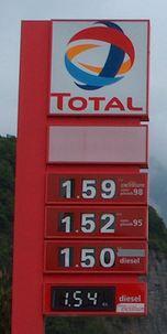 Les tarifs de carburant de nos stations-service devraient baisser de 1 à 3 centimes.