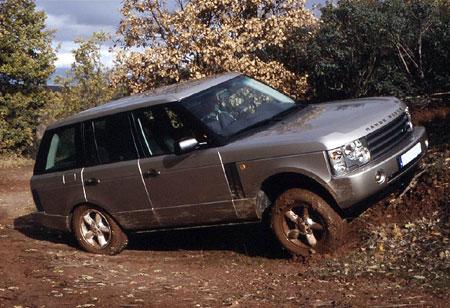 Land Rover, Range Rover TD6 3.0  Vogue Le Range Rover est une référence