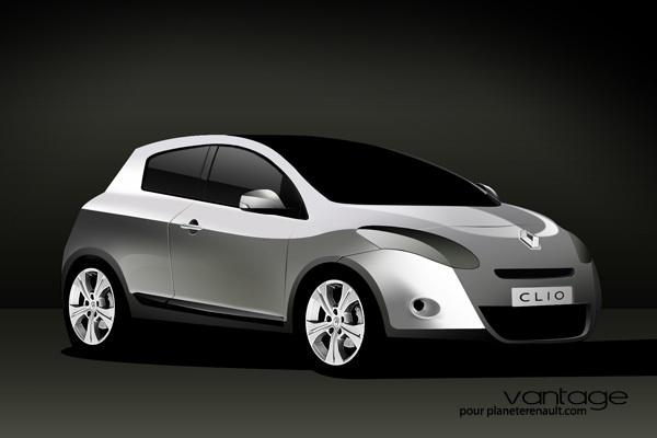 A quoi ressemble la nouvelle Clio 4 ?