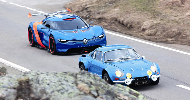 Au plus grand bonheur des passionnés automobiles, Renault a annoncé sont intention de redonner une n...