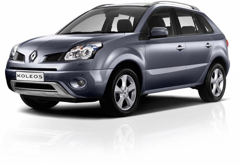 enault présente son premier Crossover baptisé Koleos. Fait pour l'évasion, Renault Koleos est facile...