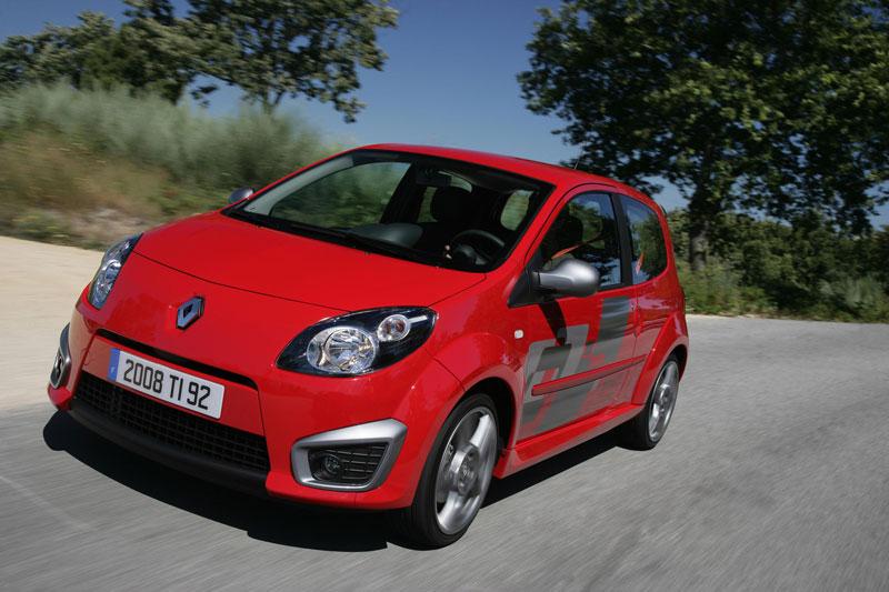 Twingo Renault Sport vient compléter la gamme Twingo et conforter la place de Renault en tant qu'act...