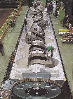 J'ai un petit moteur à vous proposer ! 100.000 Cv…….sous le capot.