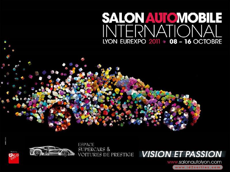 Lyon accueille le Salon Automobile International